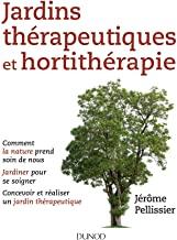 livres - couverture Jardins thérapeutiques